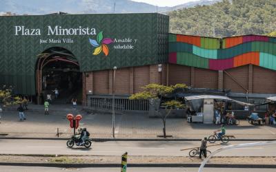 Este martes 28 de abril reabrirá la Plaza Minorista