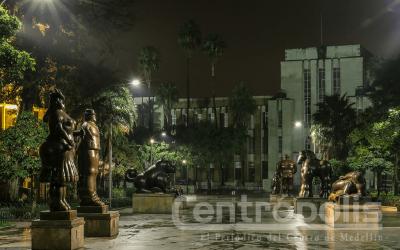 60 domingos en el centro de Medellín