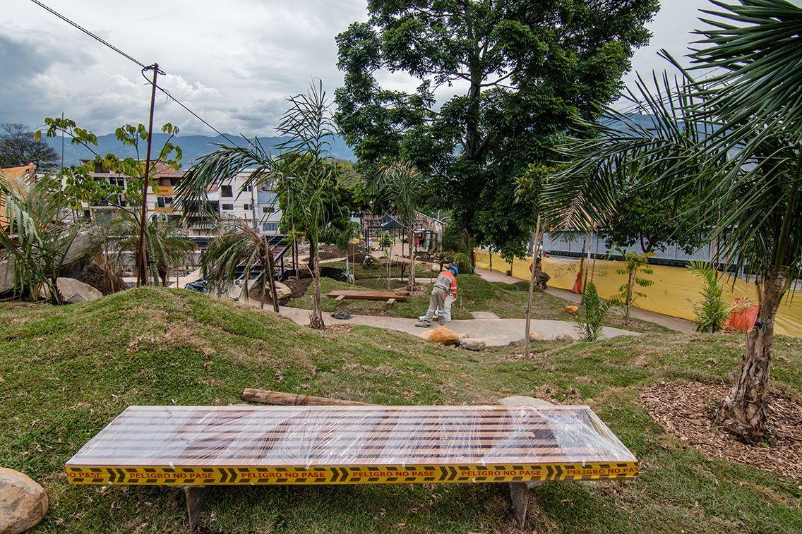 Barrio Prado estrenará parque