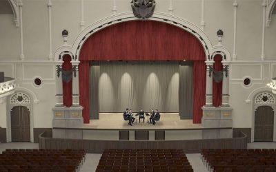 Filarmed traerá a la vida el demolido Teatro Junín