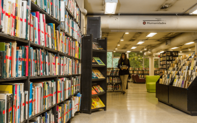 Los libros, las palabras y el silencio de las bibliotecas esperan por sus lectores
