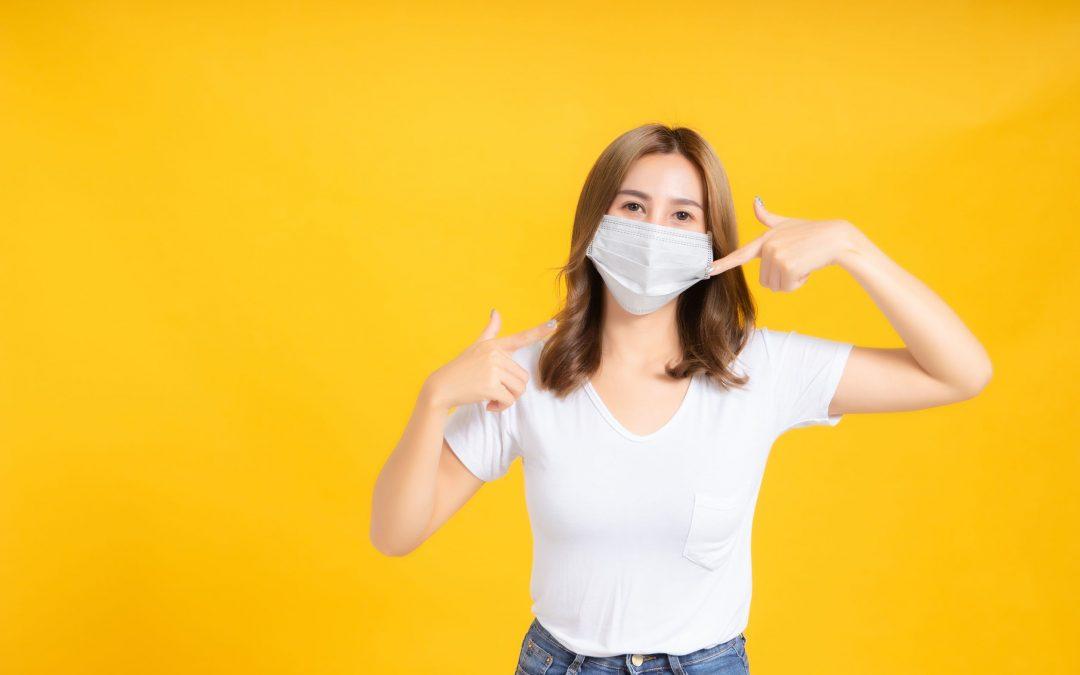 El tapabocas: la mejor medida contra el coronavirus