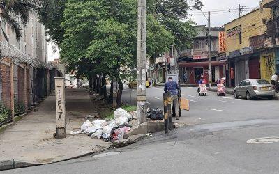 Esta esquina no es un basurero