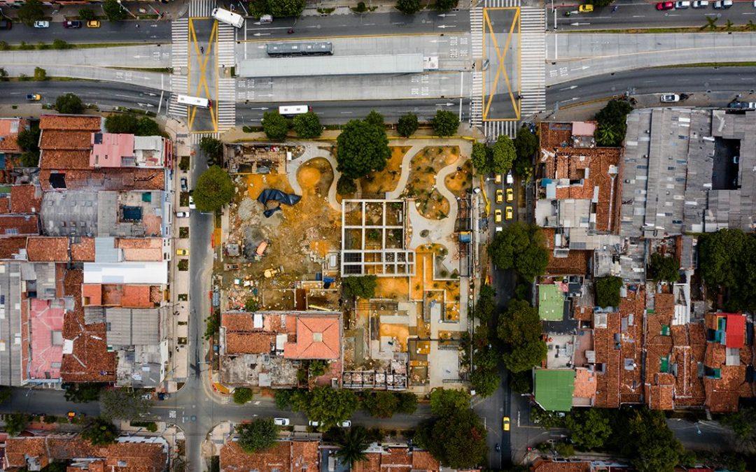 Cinco mil metros cuadrados de espacio público para Prado