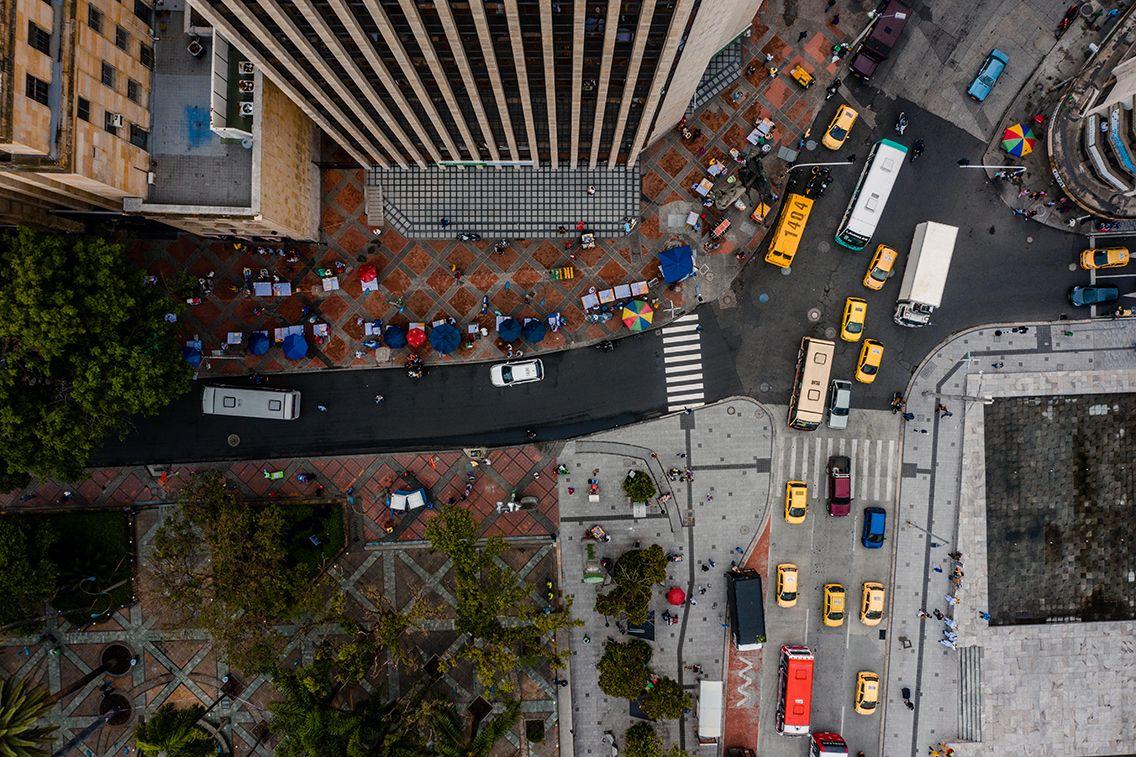 Se endurece pico y cédula en Medellín