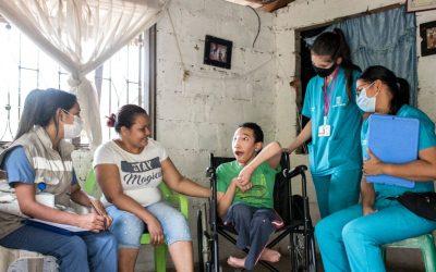Avanza entrega de apoyos económicos a personas en situación de  discapacidad
