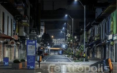 Así será la nueva cuarentena en el centro de Medellín
