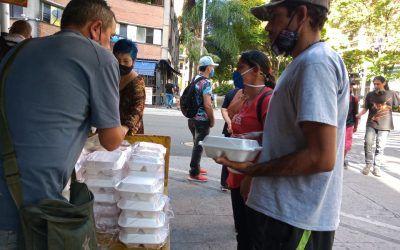 Restaurante Ítaca: solidaridad con quienes más lo necesitan