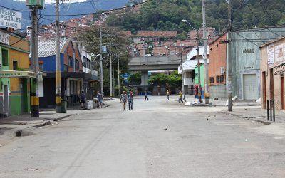 Antioquia decreta nuevo toque de queda hasta el 11 de enero
