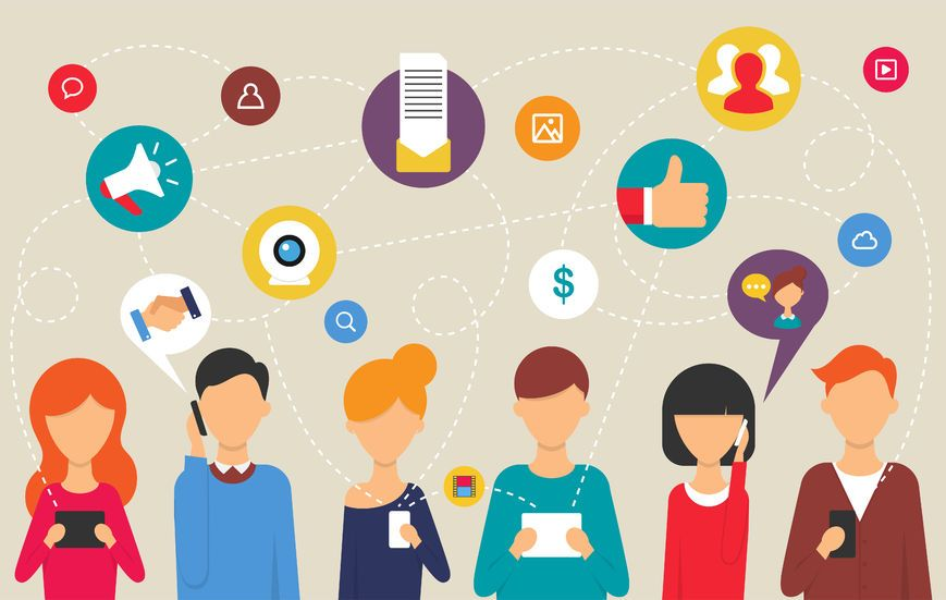 Siete redes sociales al servicio de las empresas y el desarrollo económico