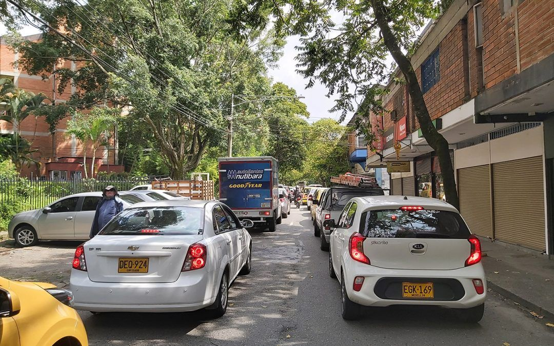 ¿Semáforo para la congestión?