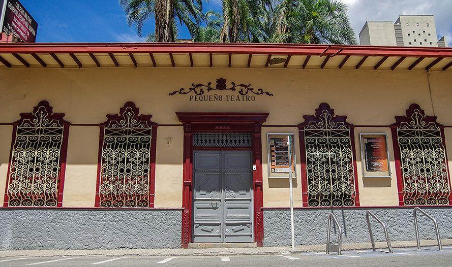 ¿Están listos para reabrir los teatros del centro de Medellín?