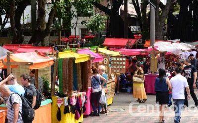 El Mercado Artesanal San Alejo ya está en internet