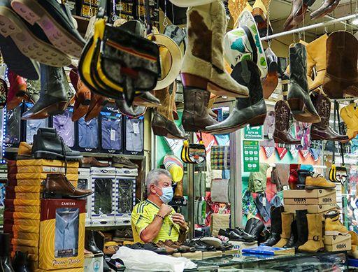 Compre colombiano y contribuya a recuperar la economía