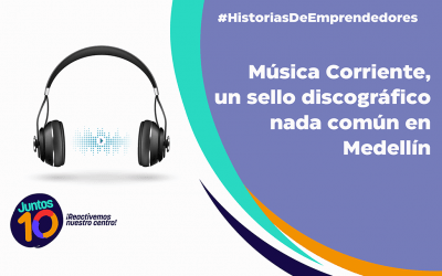 Música Corriente, un sello discográfico nada común en Medellín