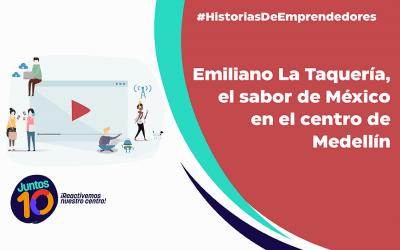 Emiliano La Taquería, el sabor de México en el centro de Medellín