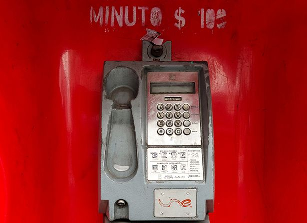 Teléfono sin teléfono