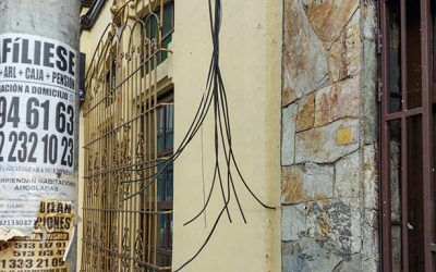 Cables colgantes