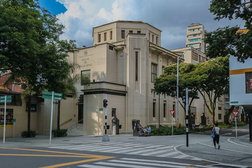 Algunas de las instituciones educativas más emblemáticasdel centro de Medellín