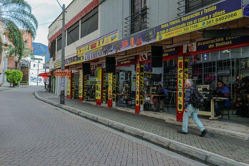 La calle de las zapaterías, años de tradición y reconocimiento