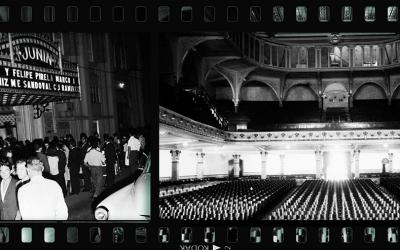 Cine en el centro: desde el esplendor hollywoodense hasta las salas X