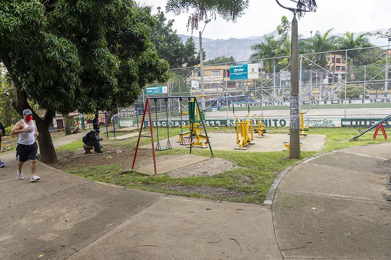Comunidad del centro clama por más escenarios deportivos públicos
