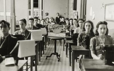 Las máquinas de escribir que liberaron a las mujeres
