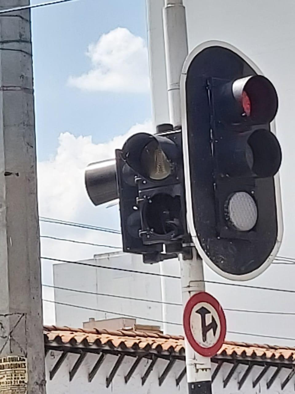 ¿Para qué semáforo?