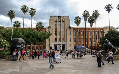 De Palacio Municipal a Museo de Antioquia