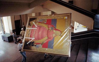 El fallido plan para trasladar el Museo de Antioquia