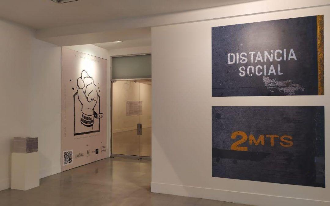 Nacido en cuarentena: La nueva exposición del Museo de Antioquia