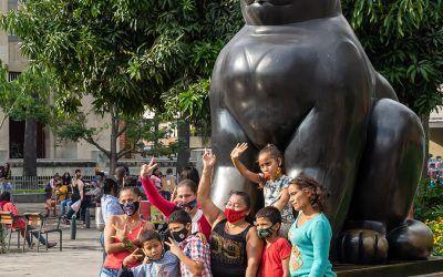 El Museo de Antioquia dialoga con su entorno
