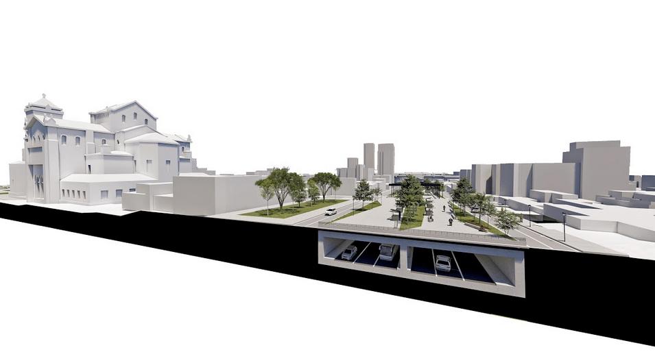 En 2021 nuevas obras le darán otra cara al centro de Medellín