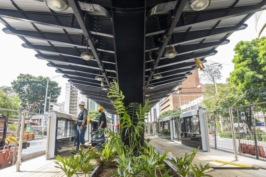 Estación Metroplis