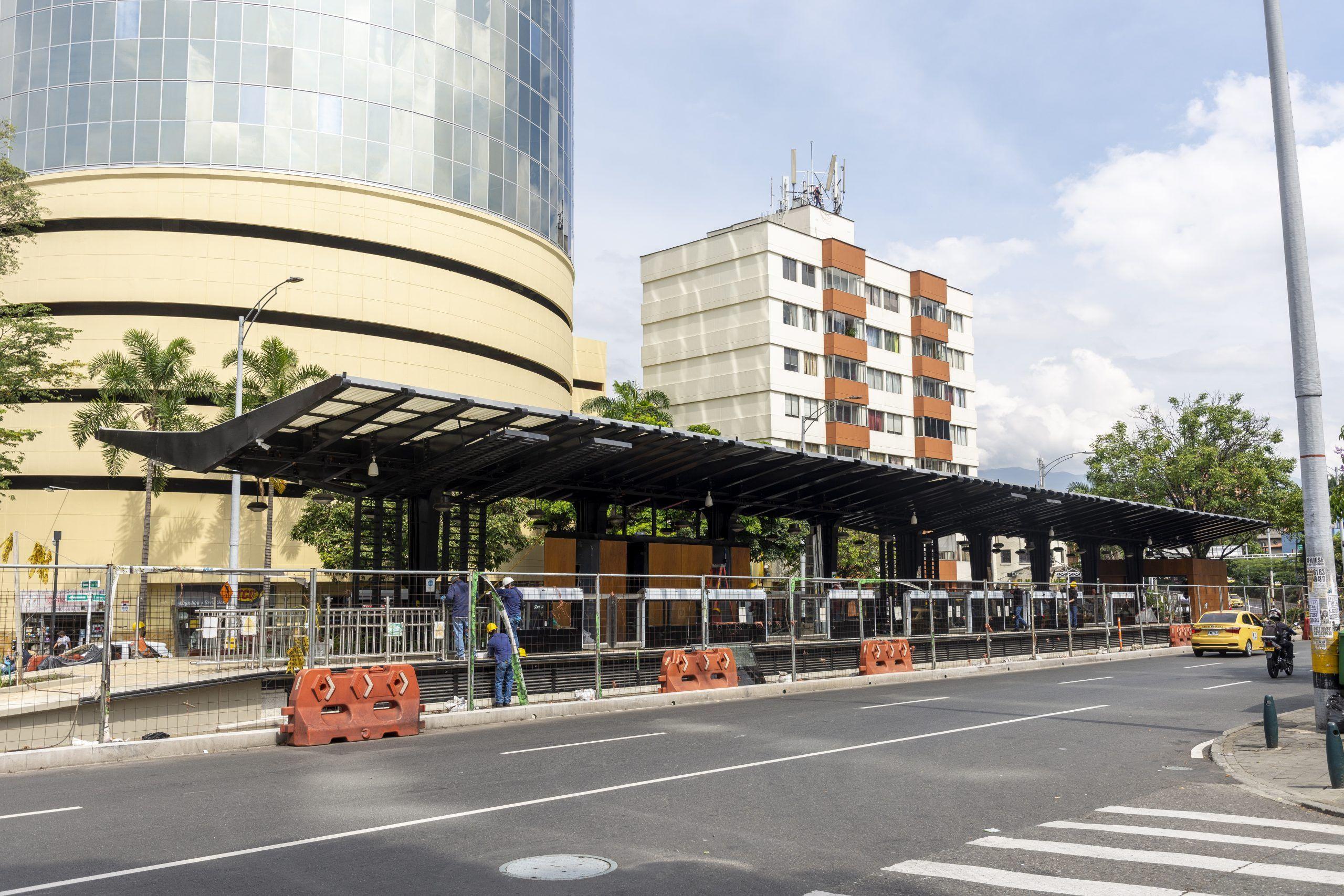 Obras Metroplús