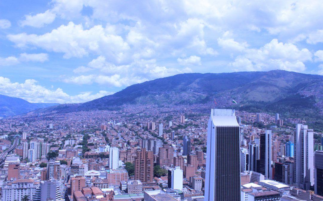 Así se encuentra la calidad del aire hoy viernes 12 de febrero en el centro de Medellín