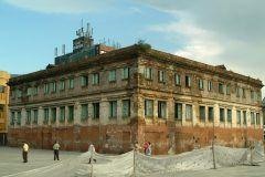 Edificio Vásquez antes de restauración