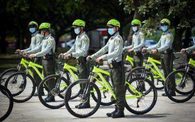 Medellín cuenta con la primera Policía de Vecindario del país