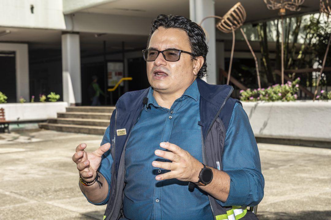 Subsecretario de Espacio Público