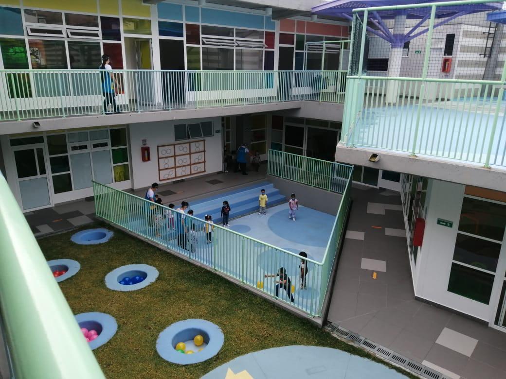 Familias del centro de Medellín tendrán cupos en Buen Comienzo