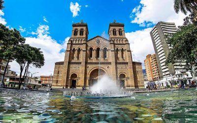 Programación para el Domingo de Resurrección en el centro de Medellín