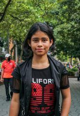 Luisa Fernanda deportista