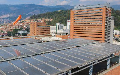 Energías renovables pisan fuerte en el centro