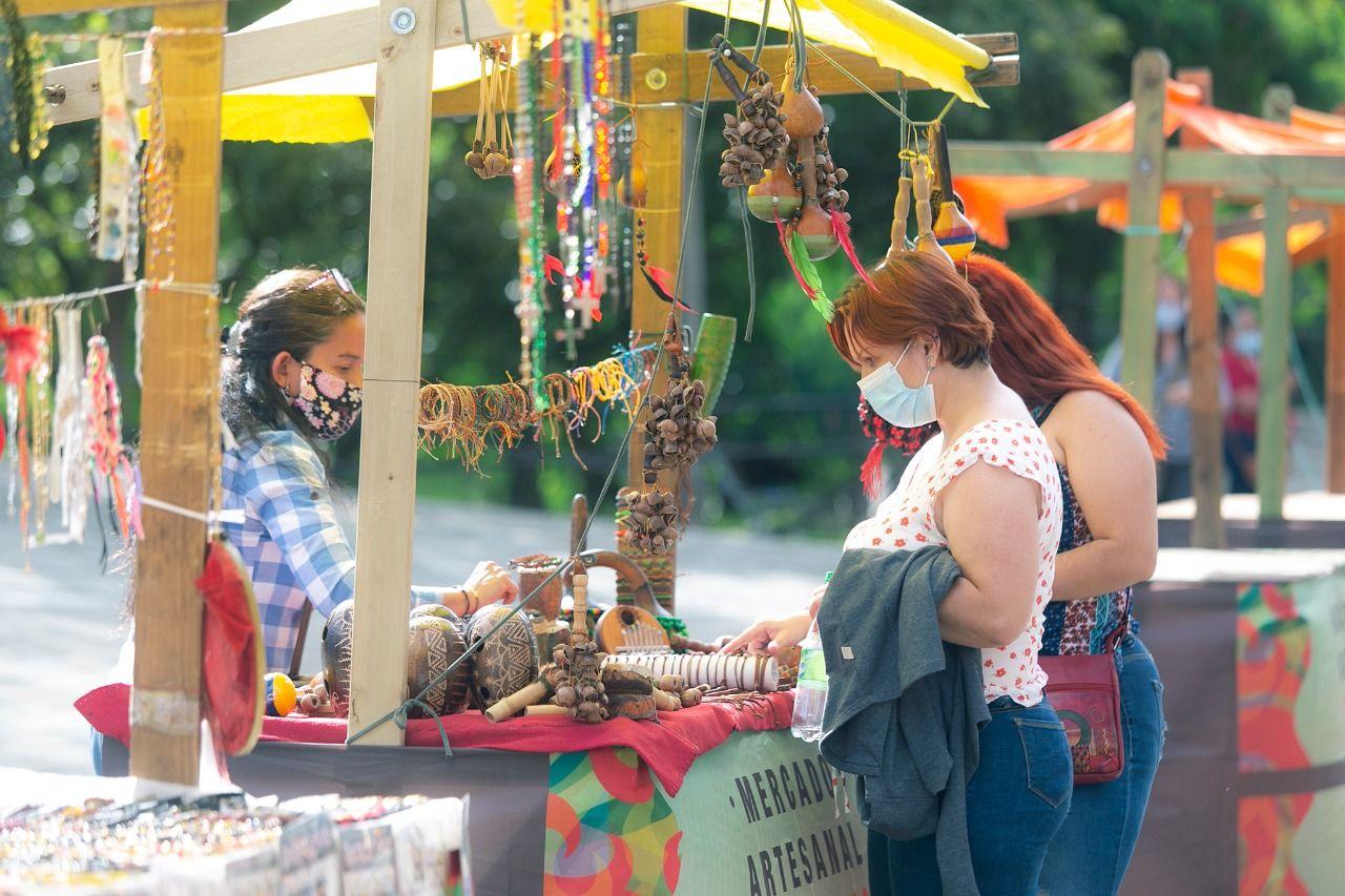 Mercado Sanalejo celebra el Día del Artesano este fin de semana