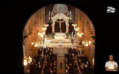 EN DIRECTO: Domingo de Ramos desde la Catedral Metropolitana de Medellín