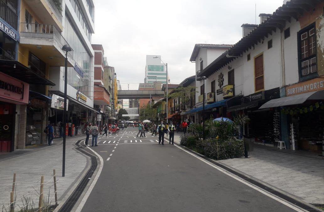 Distrito Comercial del Centrofue analizado por el Concejo de la ciudad
