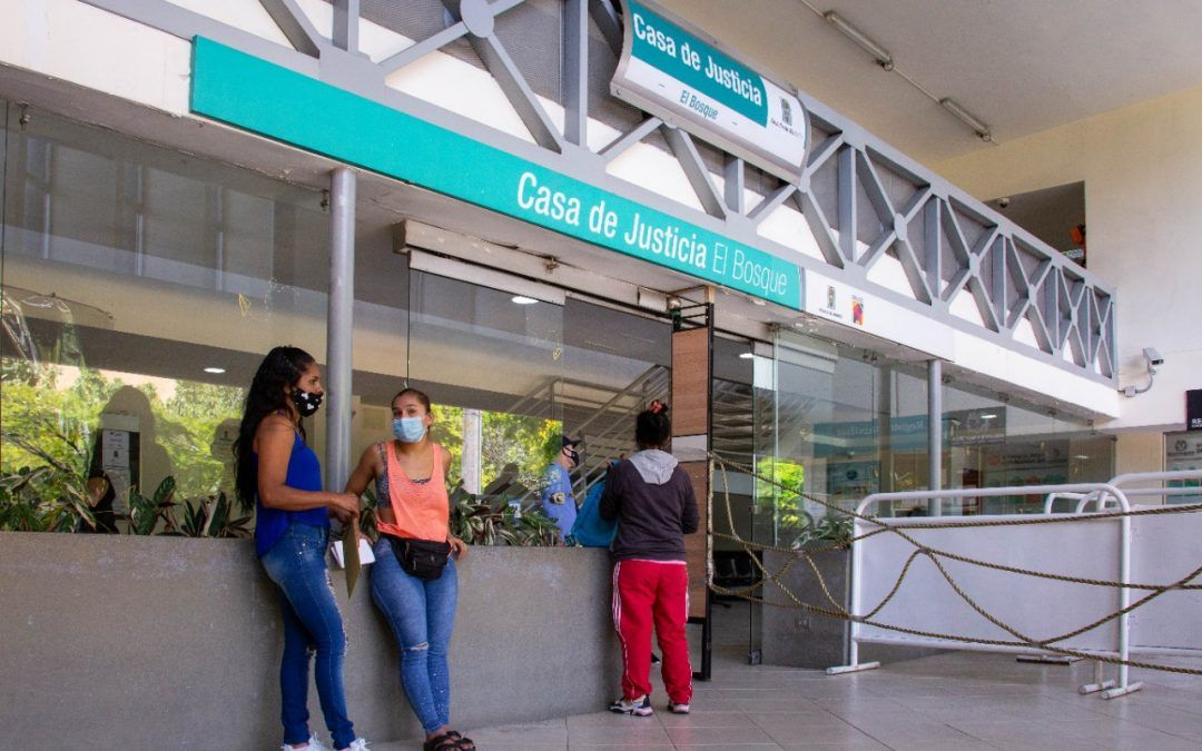 Medellín ya cuenta con Comisaría de Familia 24 horas