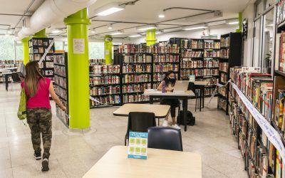 De manera presencial y virtual, bibliotecas continúan formando ciudadanos