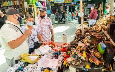 Vendedores informales protestaráneste miércoles en el centrode Medellín