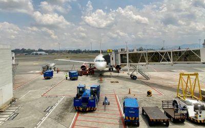 Supertransporte formula cargos a 26 aerolíneas